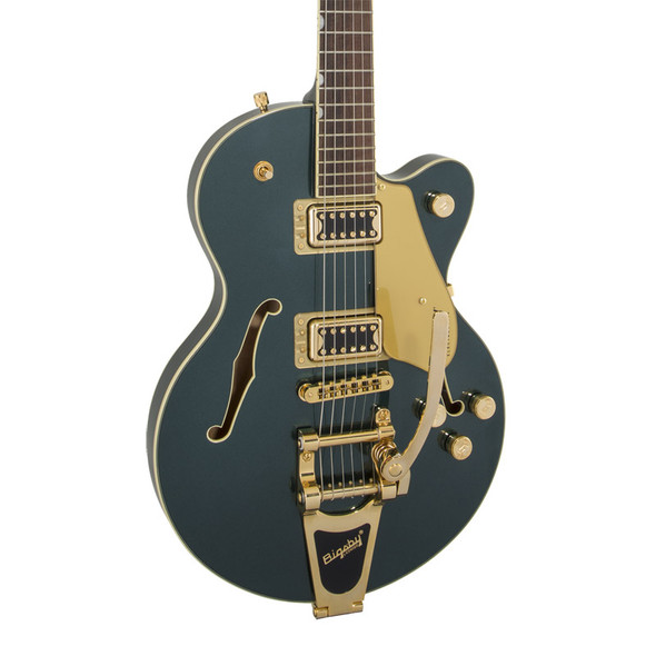 Gretsch G5655TG Electromatic Center Block Jr Electric Guitar, Cadillac Green