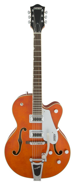Gretsch G5420T 2016 Electromatic HollowBody Guitar, Bigsby, Orange Stain