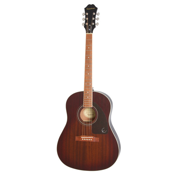 Epiphone AJ-220S Acoustic Guitar, Mahogany Burst