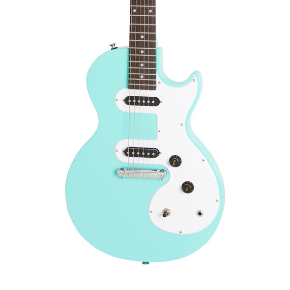 Epiphone Les Paul SL Electric Guitar, Turquoise