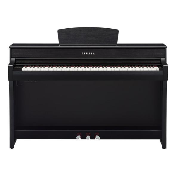 Yamaha CLP-735B Clavinova Digital Piano, Black