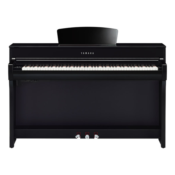 Yamaha CLP-735PE Clavinova Digital Piano, Polished Ebony