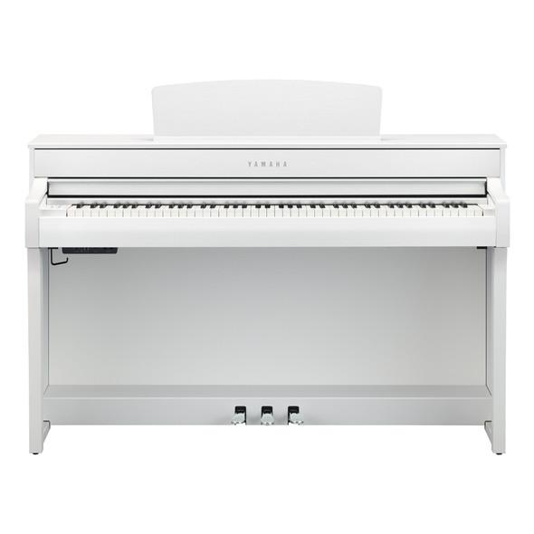Yamaha CLP-745WH Clavinova Digital Piano, White