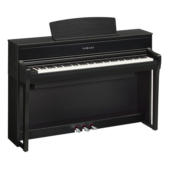 Yamaha CLP-775B Clavinova Digital Piano, Black
