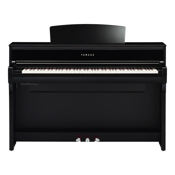 Yamaha CLP-775PE Clavinova Digital Piano, Polished Ebony
