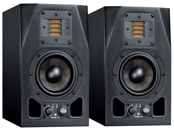 ADAM A3X Active Studio Monitors (Pair)