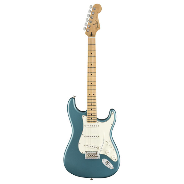 Fender Player Stratocaster Electric Guitar, Tidepool, Maple