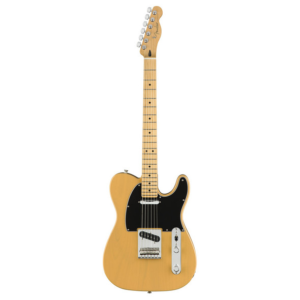 Fender Player Telecaster Electric Guitar, Butterscotch Blonde, Maple