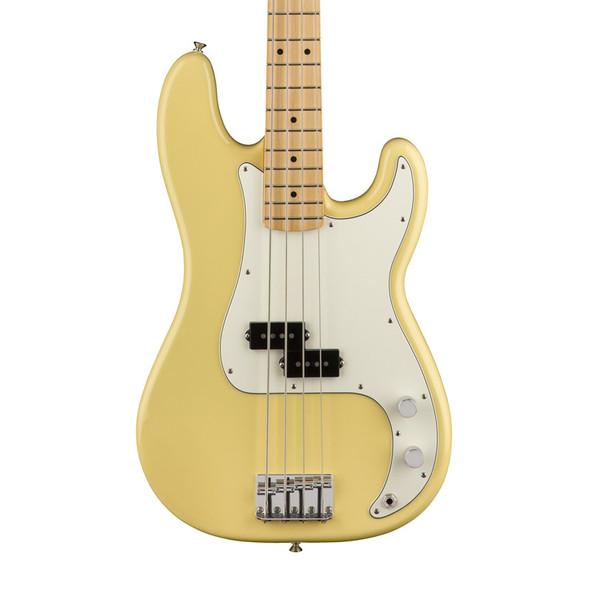 Fender Player Precision Bass Guitar, Buttercream, Maple