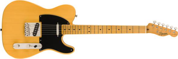 Fender Squier Classic Vibe 50s Telecaster, Butterscotch Blonde, Maple