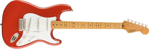Fender Squier Classic Vibe 50s Stratocaster, Fiesta Red, Maple