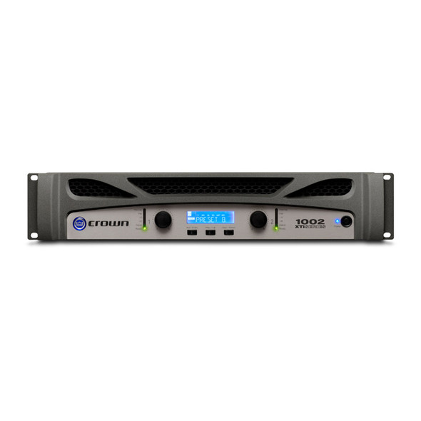 Crown XTi1002 Power Amplifier (Ex-Display)