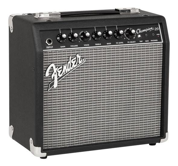 Fender Champion 20 Combo Guitar Amplifier