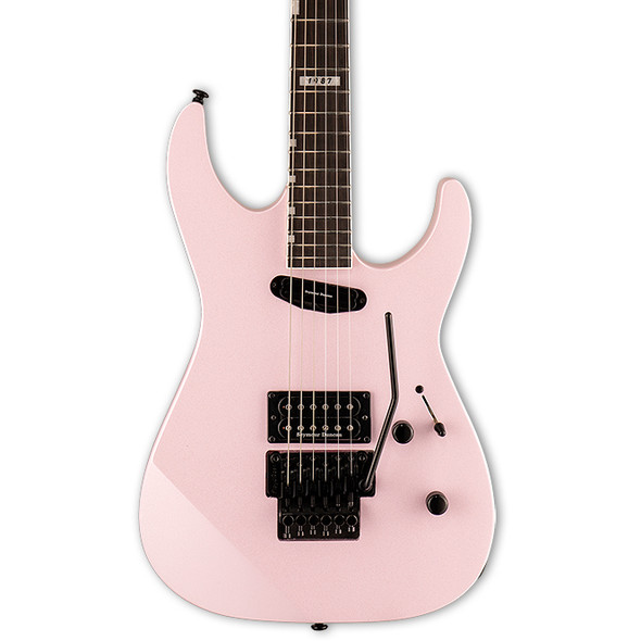 ESP Mirage Deluxe 87 Electric Guitar, Pearl Pink