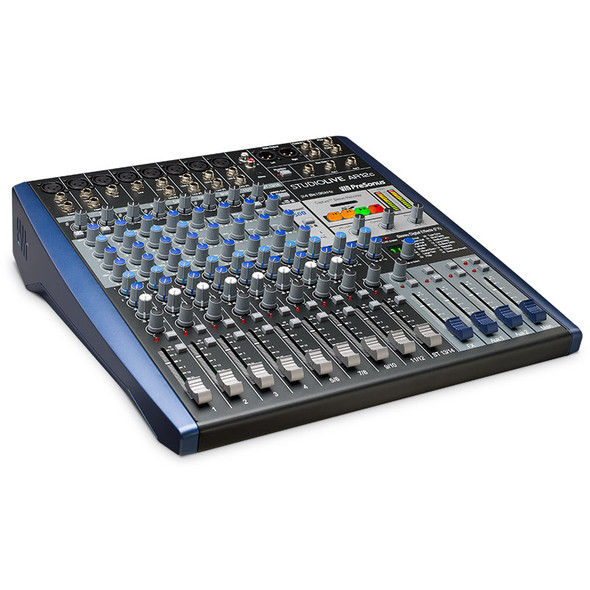 Presonus Studiolive AR12C 12 Channel USB-C Hybrid Digital/Analog Performance Mixer
