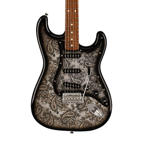 Fender MIJ Limited Black Paisley Stratocaster