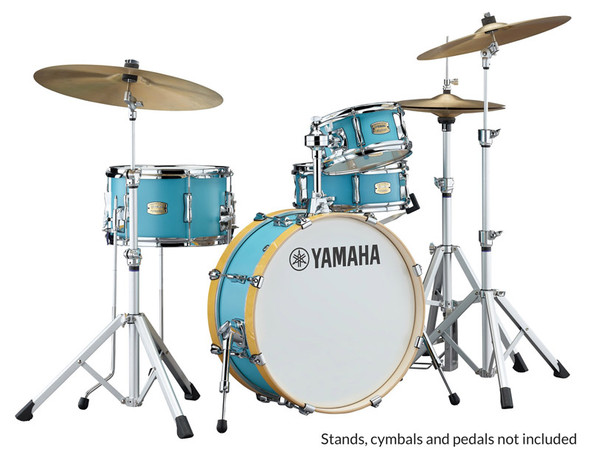 Yamaha Stage Custom Hip Gig in Matte Surf Green