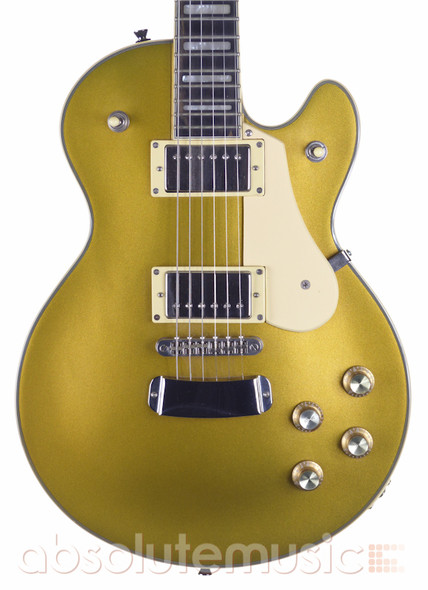 Hagstrom Swede Electric Guitar, Metallic Gold (Pre-Owned)