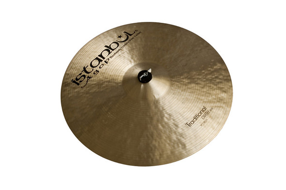 Istanbul 20 Inch Traditional Crash/Ride Cymbal