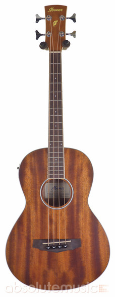 Ibanez PNB14E-01 Acoustic Bass with Gig Bag  (Pre-Owned)