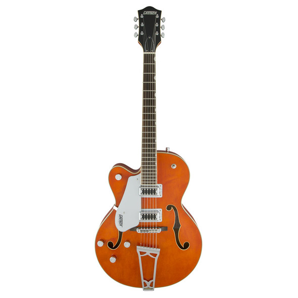 Gretsch G5420LH 2016 Electromatic HollowBody Lefthanded Guitar Orange Stain