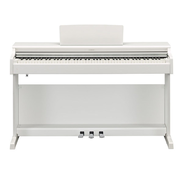 Yamaha Arius YDP-164 Digital Piano, White Ash