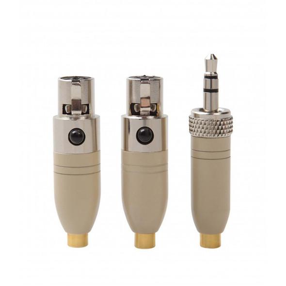 Proel HCM08Pro Beige Omni-Directional Condenser Headset Microphone