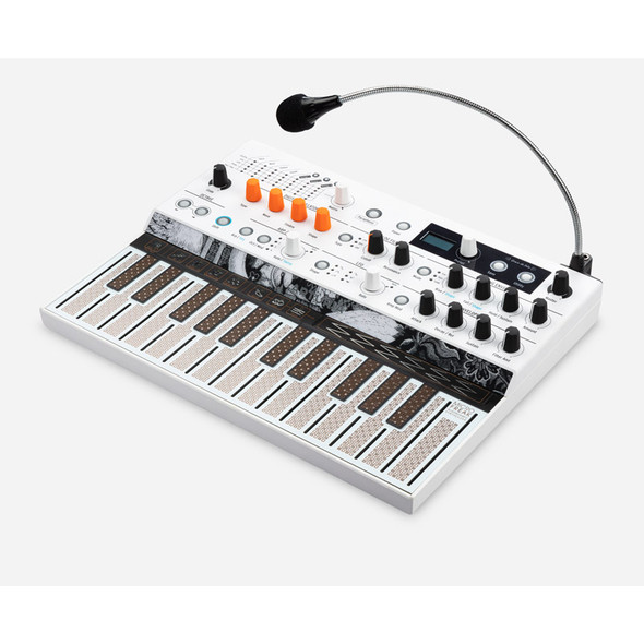 Arturia Limited Edition MicroFreak Vocoder, White