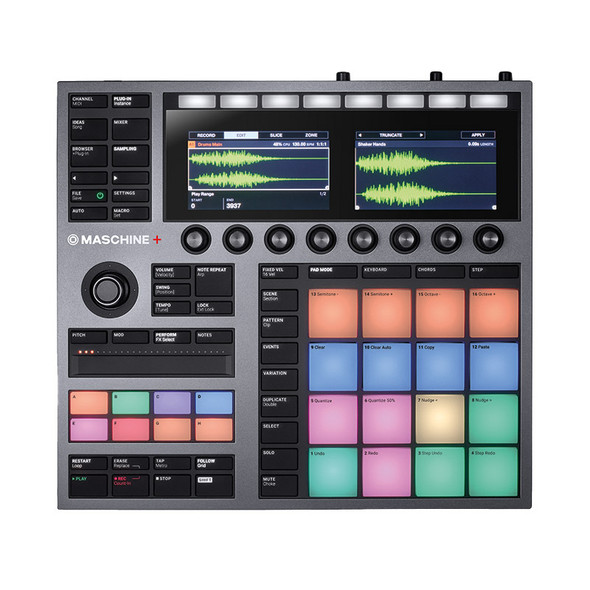 Native instruments Maschine + Standalone Groovebox