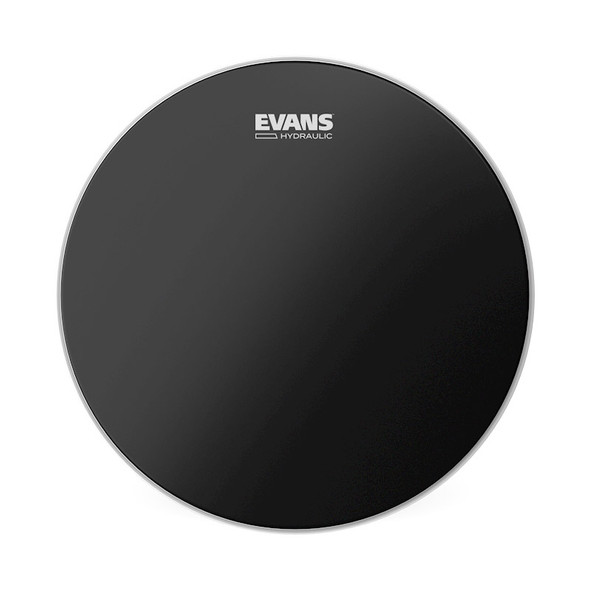 Evans B14HBG 14 Inch Hydraulic Black Coated Snare Batter Drumhead