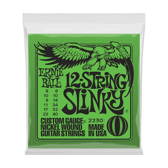 Ernie Ball 12-String Slinky Electric Guitar Strings