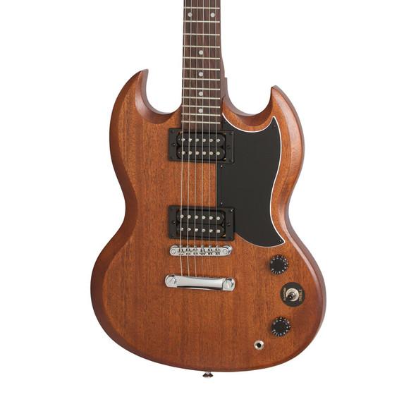 Epiphone SG-Special VE Electric Guitar, Vintage Worn Walnut