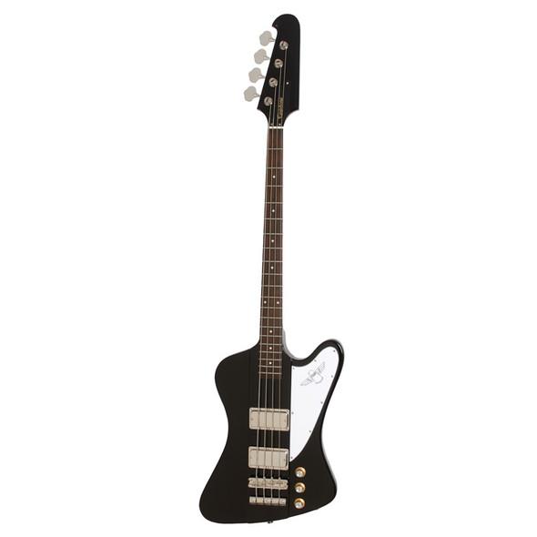 Epiphone Thunderbird Vintage PRO Bass Guitar, Ebony