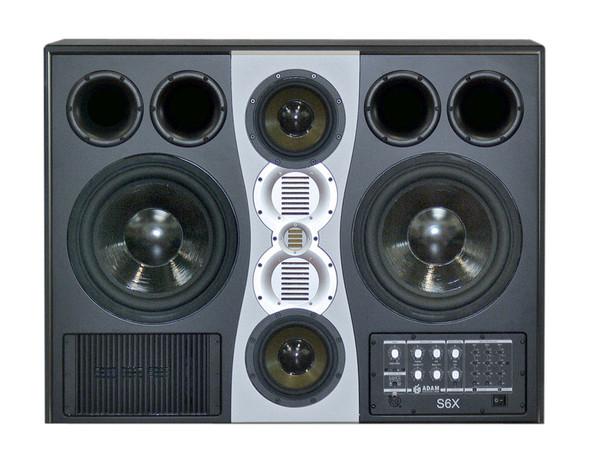 ADAM S6X Active Mainfield Studio Monitor (Single)