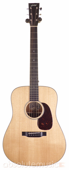 Collings D1 Electro Acoustic Guitar with K&K Pickup, Natural (Pre-Owned)