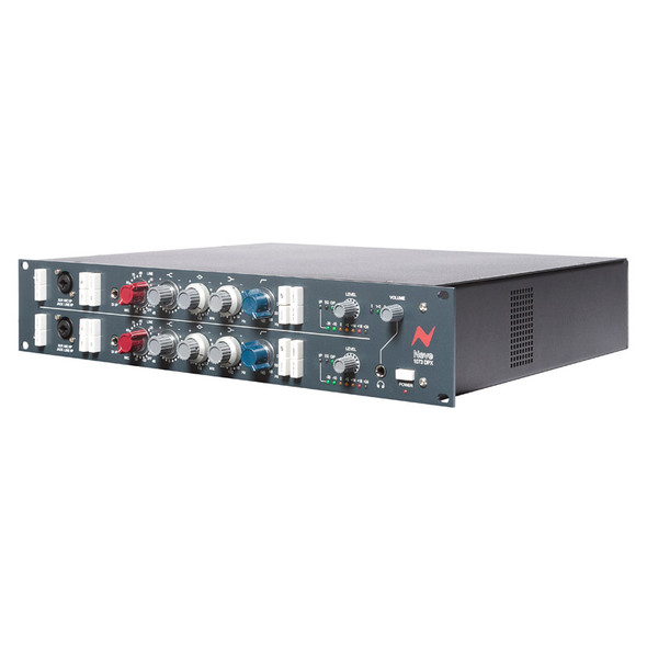 AMS Neve 1073DPX Dual Channel Mic Preamp with EQ