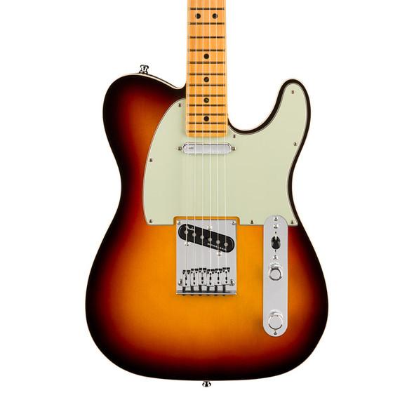 Fender American Ultra Telecaster, Ultraburst, Maple Neck