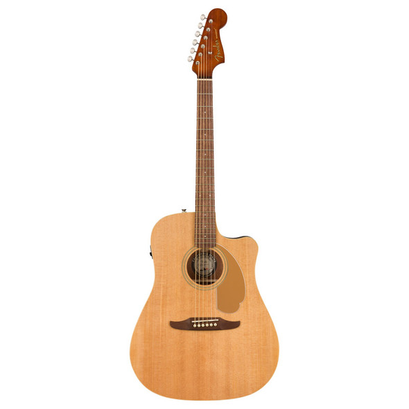 Fender Redondo Player Electro-Acoustic Guitar,Natural