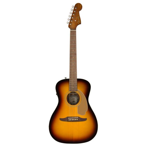 Fender Malibu Player Electro-Acoustic Guitar, Sunburst