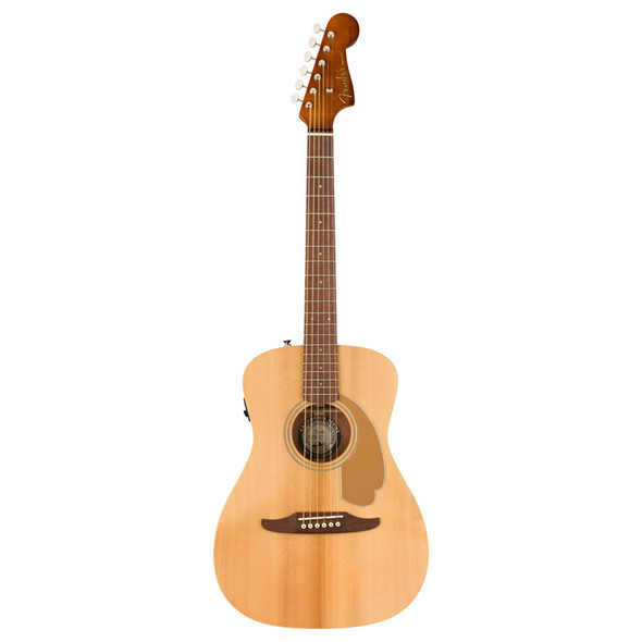 Fender Malibu Player Electro-Acoustic Guitar, Natural