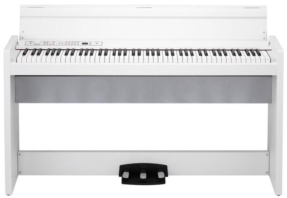 Korg LP-380 Digital Piano, White
