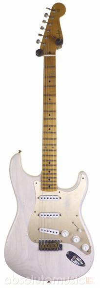 Fender Custom Shop Ltd Dual-Mag Strat, Journeyman, Aged White Blonde