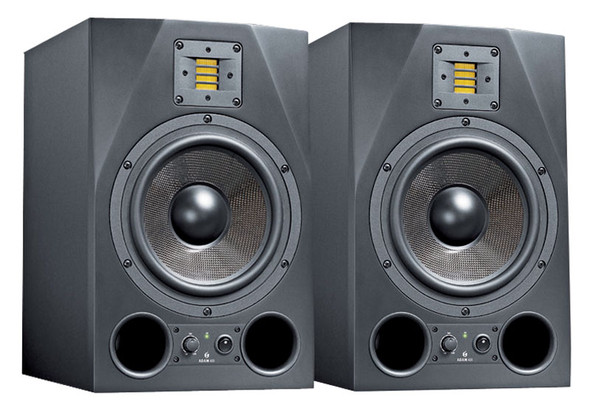 ADAM A8X Active Studio Monitors (Pair)