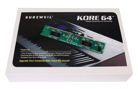 Kurzweil Kore 64 Radical Expansion for PC3 and PC3K