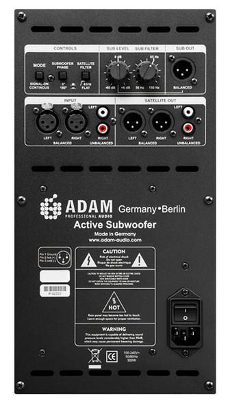 ADAM SUB12 200 Watt Active Subwoofer