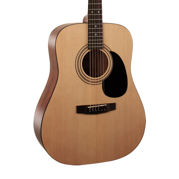 Cort AD810 Acoustic Guitar, Open Pore