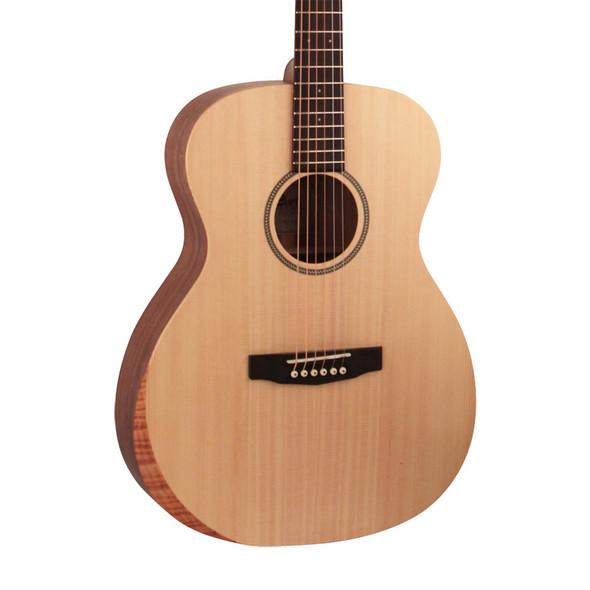 Cort Luce Bevel Cut Acoustic Guitar, Open Pore