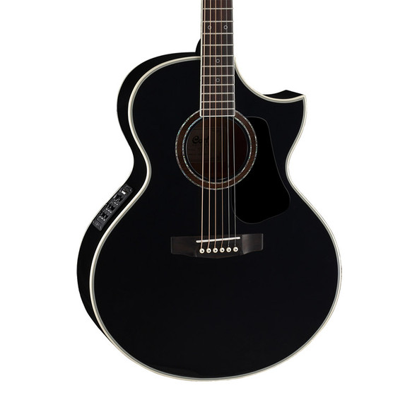 Cort NDX20 Electro-Acoustic Guitar, Black