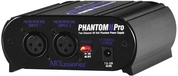 ART Phantom II Pro Dual Phantom Power Adapter