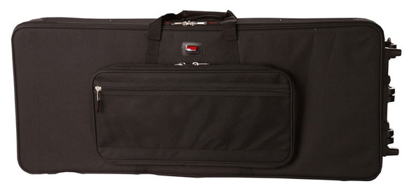Gator GK88Slim Lightweight Keyboard case with wheels
